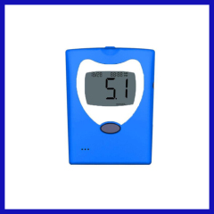 Colorful Home portalbe blood glucose meter price