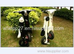 folding electric mobility scooter AT-185
