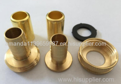 Garden pipe joint pipe connector copper connector