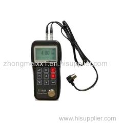 TT140A High accuracy digital ultrasonic thickness gauge