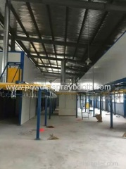 complete Coating production line