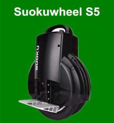 Suokuwheel S5 two wheels Self balancing electric unicycle airwheel Q3