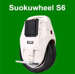 Suokuwheel S6 two wheels scooter IPS unicycle electric segway