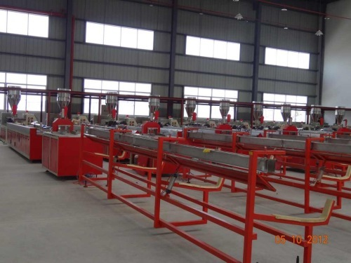WPC Wall Panel Machinery