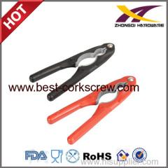 zinc alloy & ABS nut clip