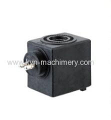 Solenoid valve plug type coil HL