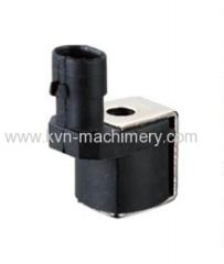 Valve coil solenoid type plug type