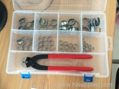 TWO EAR CLAMP KIT