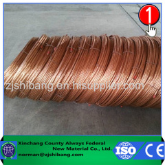 Copper cable of terminal block wiring