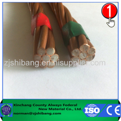 copper plated steel wire copper coated steel wire coated Wire