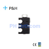 Rod to rod Coupling Clamp AO III External Fixator Trauma Orthopaedic Implants and Instruments 8x8mm
