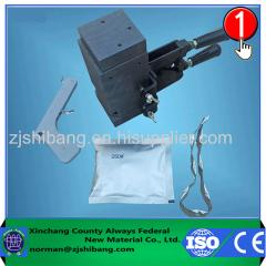 電気防食のために発熱金属溶接ビードパウダーメーカー