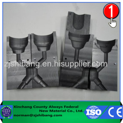 Welding Cadweld Graphite Mould