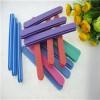 colorful sponge nail file