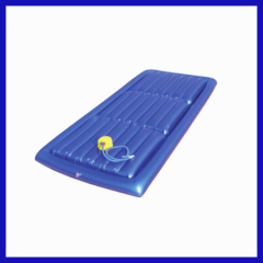 PVC materials air cushion bed can be filled with water