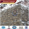 Anti-rust Heavy Zin Coating Gabion Basket for Retaining Wall