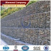 Hot-dipped Galvanized Gabion Basket
