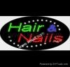 Nail Led sign for nail salon