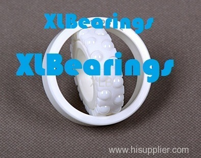 2217CE Full Ceramic ZrO2/Si3N4 Self-aligning Ball Bearing