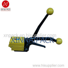 sealless manual combination strapping tool