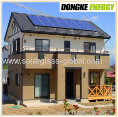 solar power system 3KW off grid PV system