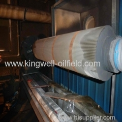 KINGWELL API Corrugated roll for packaging and printing machinery