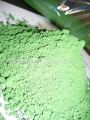 Chromium Oxide Green for ENAMELS CERAMICS GLAZES APPLICATION