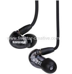 New SE215 Pro Sound-Isolating In Ear Stereo Earphones from China supplier