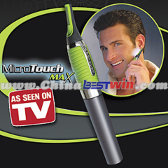 Micro touch MAX the all in one personal trimmer as seen on TV