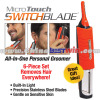MicroTouch Switchblade as seen on tv