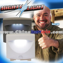 Outdoor Motion Sensor Night Activated 3 LED