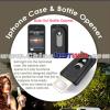 Iphone case & opener