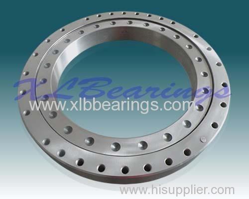 Single row crossed roller slewing bearing
