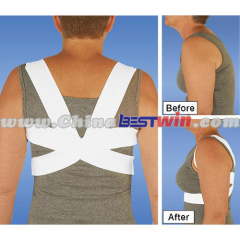 Corrective Brace Shoulder Back Corrector Support Belt Pain Relief