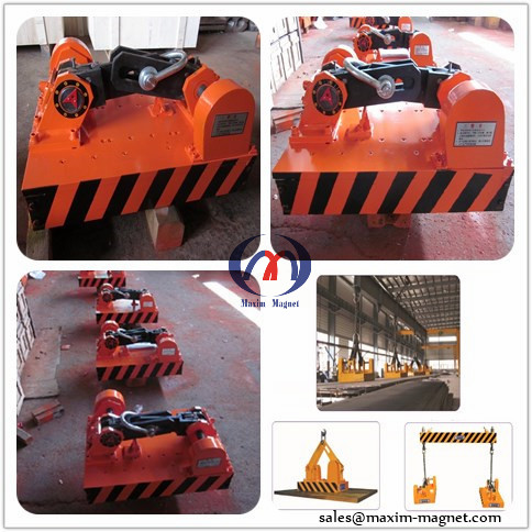 Automatic Magnetic Lifters/Chucks for industry