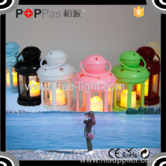 2015 Promotion Poppas BS10 Star Pantern Colorful Selection Hanging Led Candle lamp decoration