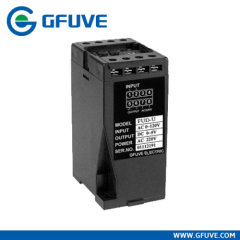 SINGLE PHASE AC VOLTAGE CURRENT TRANSDUCER