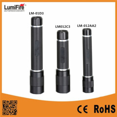 Lumifire Waterproof Aluminum Mini LED Light Torch