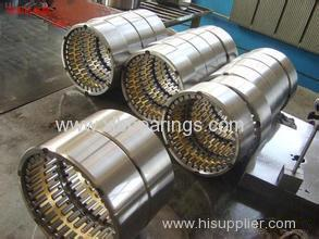 Rolling mill bearngs Four low cylindrical roller bearings