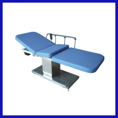 hospital Ultrasonic examination bed