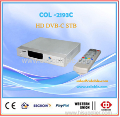hd cable tv receiver