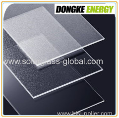 patroon 3mm zonneglas