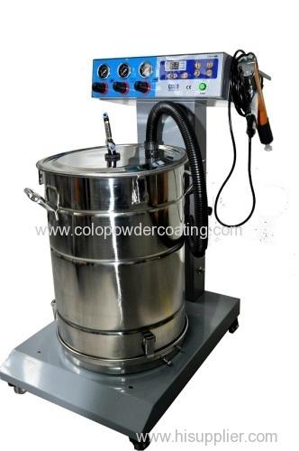 Equipo de recubrimiento manual colo-660-Sistemas de recubrimiento industrial
