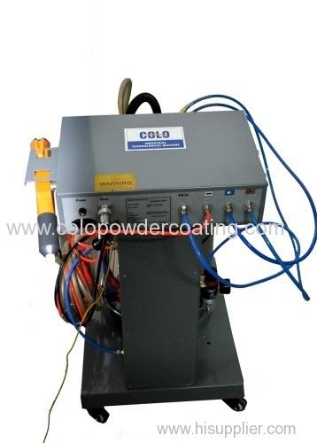 Equipo de recubrimiento manual -Sistemas de recubrimiento industrial