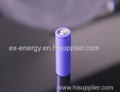 Good quality ICR14500 3.7V 800mAh rechargeable battery for lighting torch or battery pack