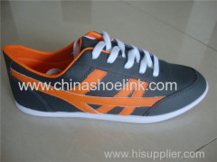 Men casual shoes with injection sole