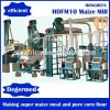 10 T/D Corn/Maize Grinding flour mill
