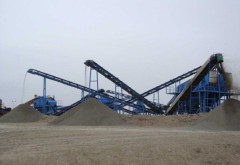 Stone Production Line mine gravel production line