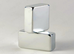 Super Strong Thin Neodymium Block Magnetic Material