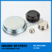 NdFeB Bar Magnets Wholesale with Blue Zinc coating